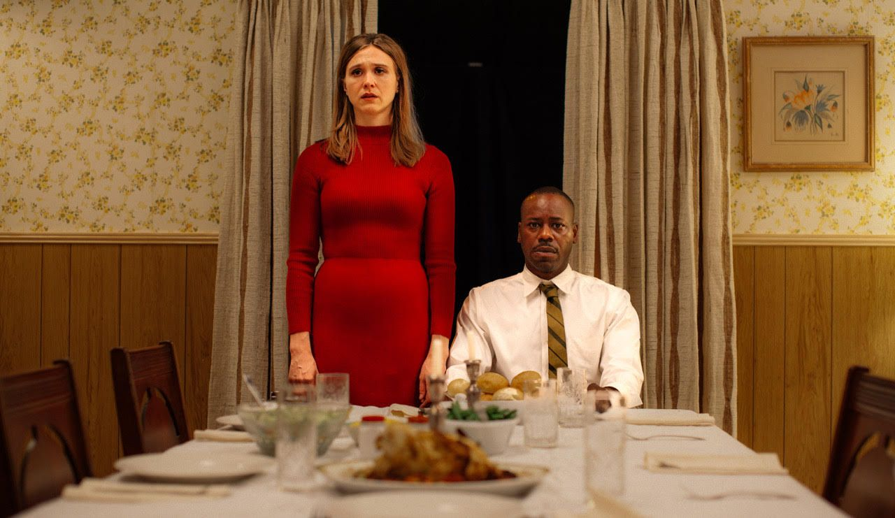Couples Dinner Party Ideas Part - 28: Learn About Dinner Party Relives An Interracial Couples Alien Abduction In  VR Http://