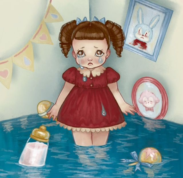 Cry Baby Cry Baby Storybook Melanie Martinez Drawings Cry Baby