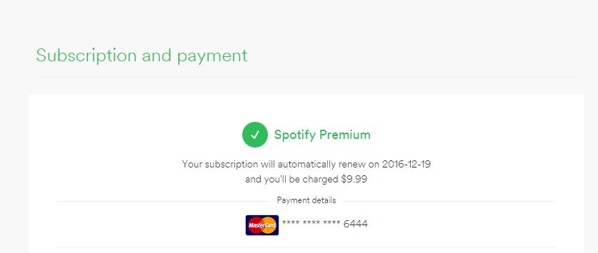 free spotify premium account list txt