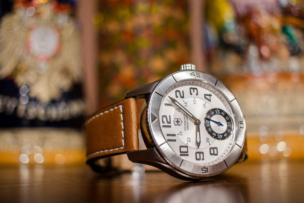 Shiny Accessories, Leather, Watches