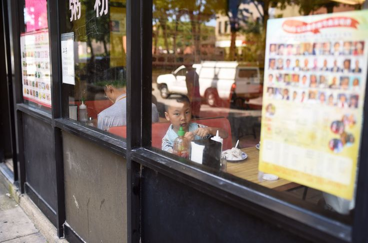 Portrait Photography Inspiration : Welcome to Chinatown. A documentary photography project by Mike Moloney.