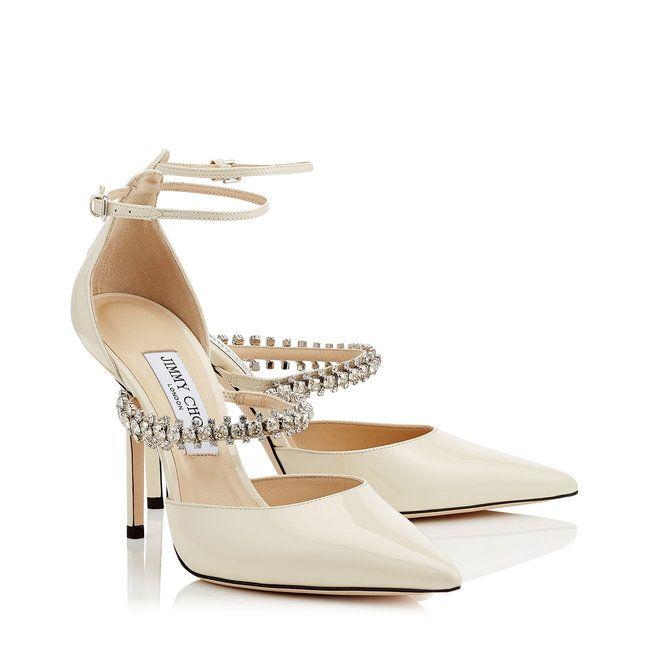 af5249a944888 Quem não deseja brilhar, no seu grande dia, com os maravilhosos sapatos de  casamento