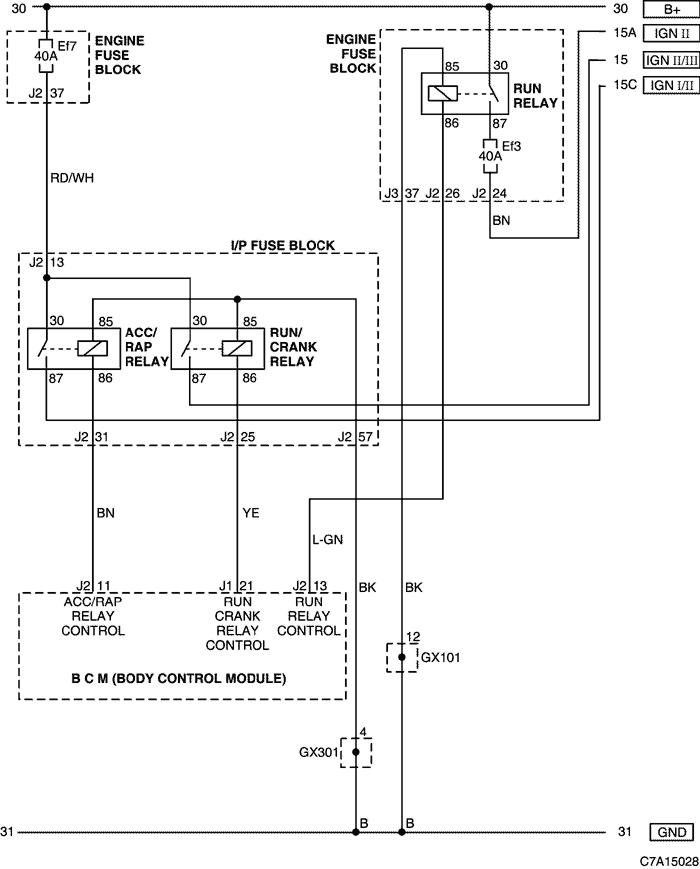 Chevrolet Captiva Electrical Wiring Diagrams Carmanualshub Com In 2020 Chevrolet Captiva Electrical Wiring Diagram Chevrolet