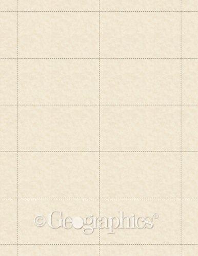 Parchment Natural Business Cards 65 Lb 2x3 5 250 Pk Business Card Template Business Stationery Business Cards