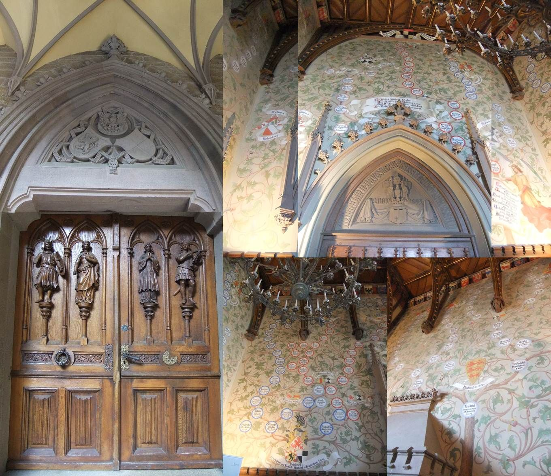 Hohenzollern Castle Interior Hohenzollern Castle Castles Interior Castle