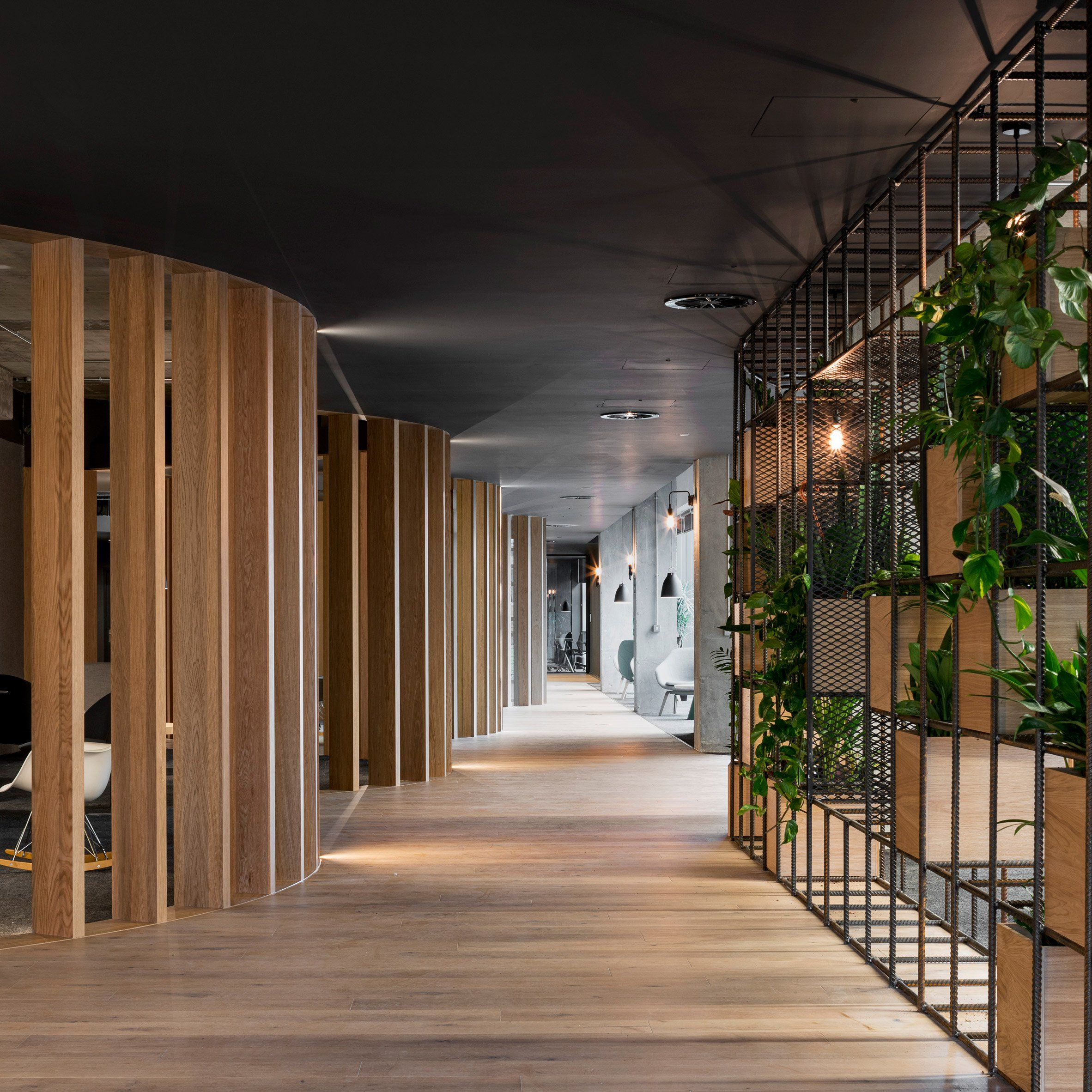"""SLACK European HQ by ODOS Architects.""""The concept of the ..."""
