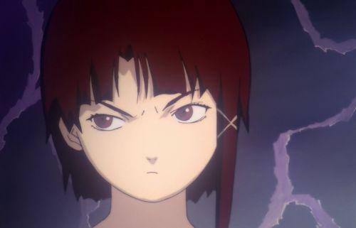 Lain Iwakura Serial Experiments Lain Top 20 Anime Girls