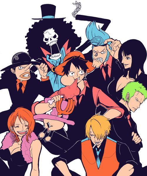 One Piece Monkey D Luffy Usopp Roronoa Zoro Nami: Nami, Sanji, Franky, Nico Robin, Roronoa Zoro, Usopp