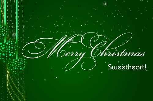 A beautiful and romantic christmas message for your sweetheart a beautiful and romantic christmas message for your sweetheart m4hsunfo