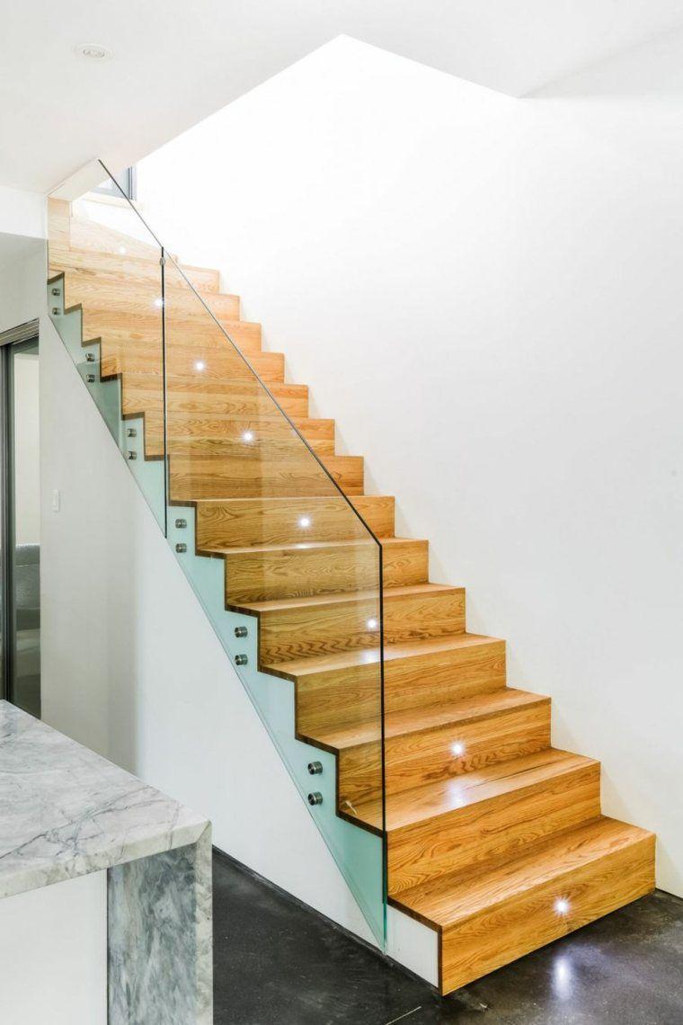 Escalier bois design moderne et fonctionnel en 99 idées | 304 ...