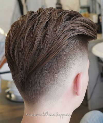 Mens Fade Haircuts 54 Cool Fade Haircuts For Men And Boys In 2019