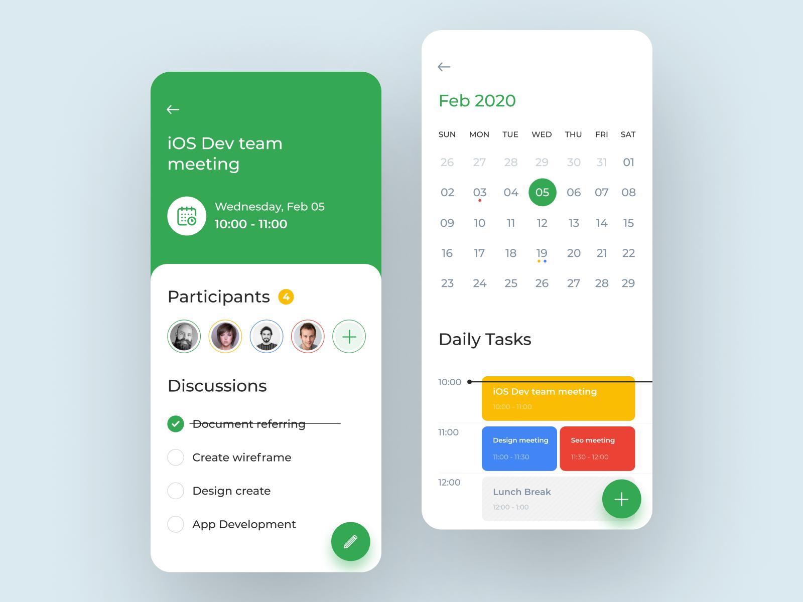 Google calendar in 2020