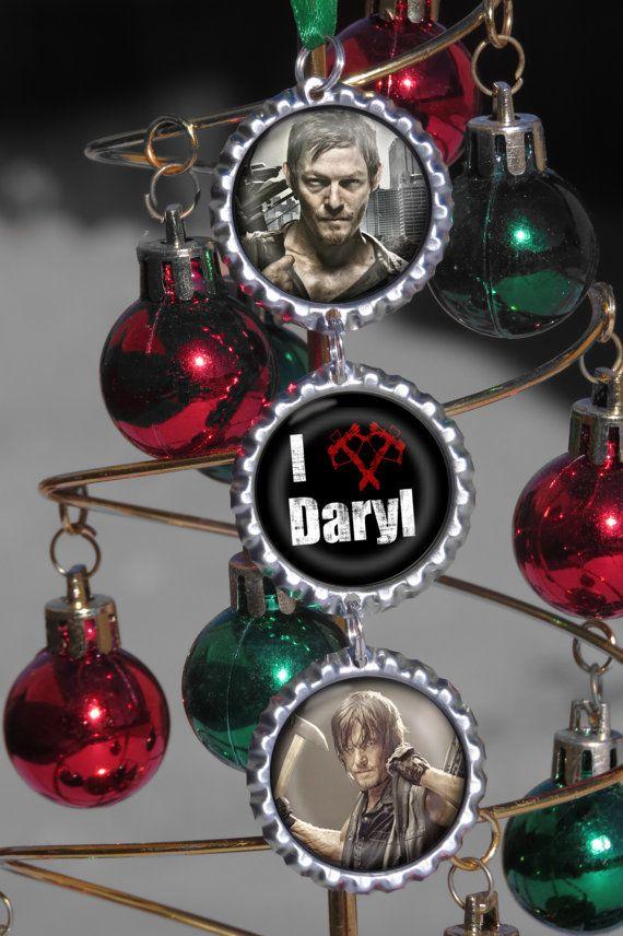 Walking Dead Christmas Ornaments | Daryl stuff that I want ...