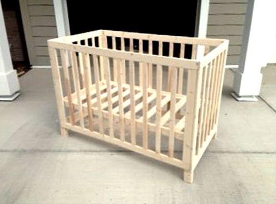 The Design Confidential Reader Showcase Michaels Low Rise Crib Diy