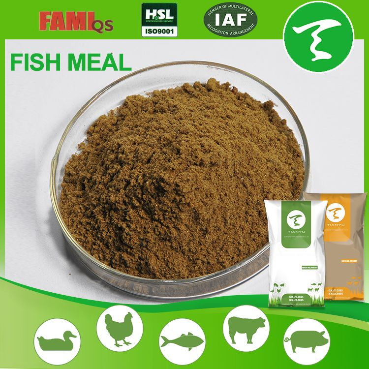 Fish Meal for Cattle Feed/Fish meal for Poultry Feed (With