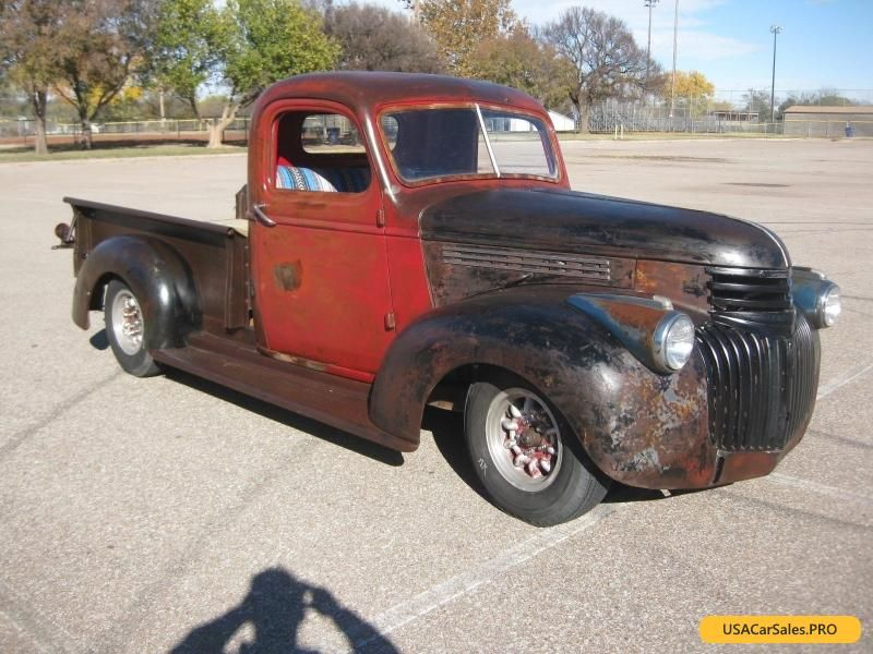 Car For Sale 1941 Chevrolet Other Pickups