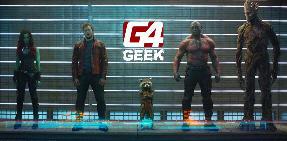 New Photo: Zoe Saldana & Chris Pratt in Guardians of the Galaxy - Check it out and let us know what you think!   G4GEEK