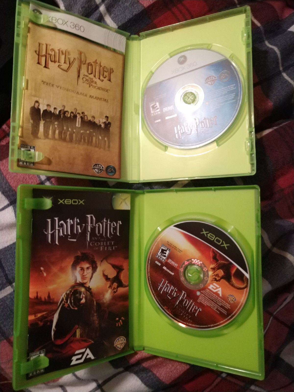 Two Xbox 360 Games In Really Good Condition Minor Scratches And
