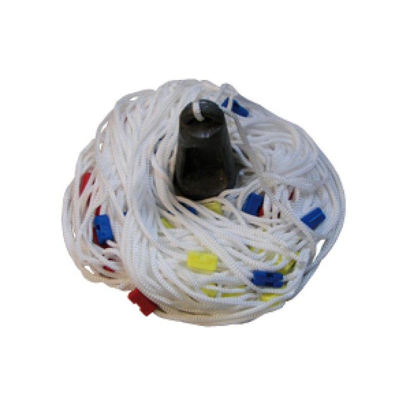 Sonda de Mano, 30 m. Sondaleza nautica con cabo de nylon que cambia de color cada 10mt y con marcas cada metro, Venta de Accesorios Nauticos Online , . Nosotros suministramos Más de 8000 Productos Náuticos de Fabricación Europea a los Mejores precios. Gra