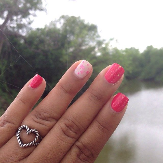 The Twisted Wire Heart Ring Looks Great With This Beautiful Mani For Manimonday Photo By Ycm497 James Avery Artisan Jewelry James Avery Rings James Avery