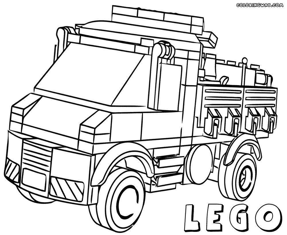 Ambulance coloring pages preschool Cars, Trucks, and