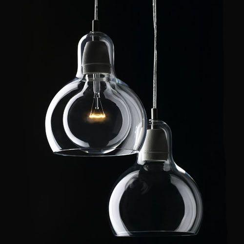 Mega-Bulb Pendant Light & And Tradition Pendant Lights