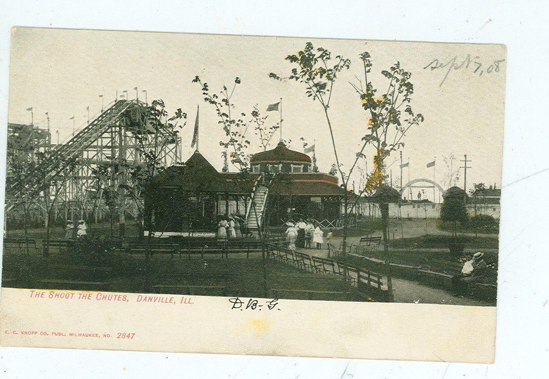 Danville, IL Wonderland Amusement Park Shoot The