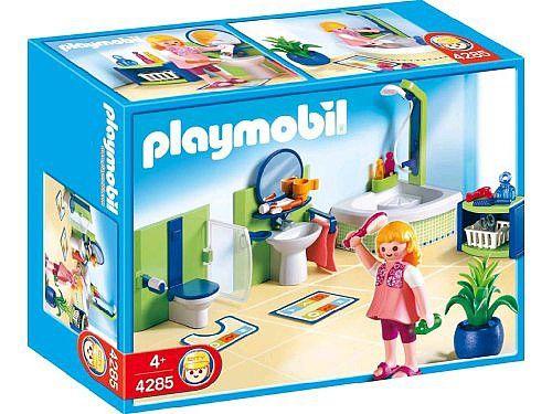 Bildergebnis für playmobil bad saskia Pinterest Playmobil - playmobil badezimmer 4285