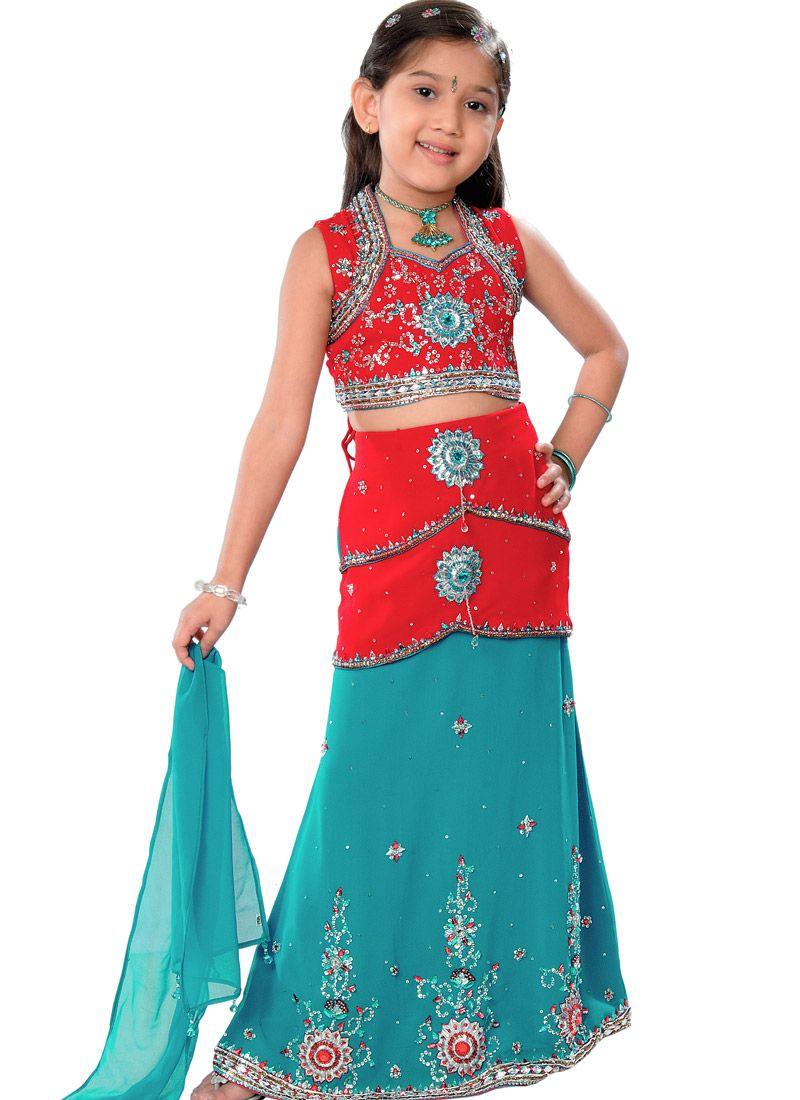 kids wedding dresses mixentry Indian Kids Dresses
