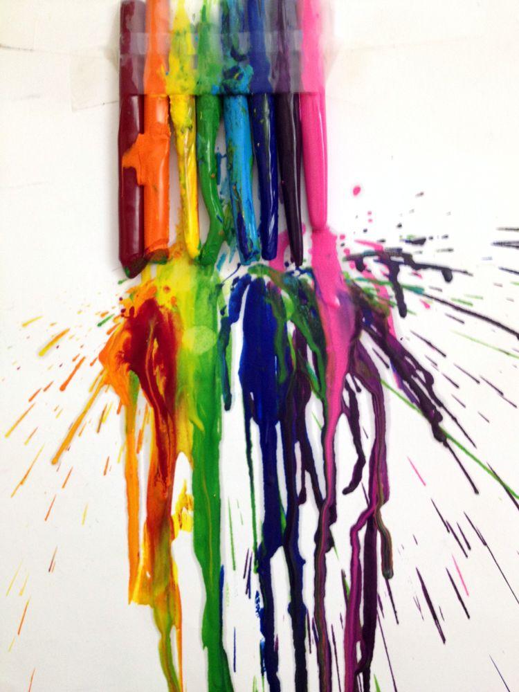 crayolas | Niños | Pinterest | Actividades niños, Plástica y Actividades