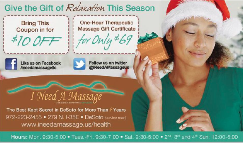 Use this coupon to save $10 on your next appointment at I ...