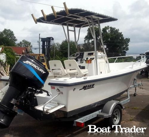 For Sale 2000 Mako 191 Center Console In South Windsor Ct 12 995 This Boat Is Ready For Big Center Console Fishing Boats Mako Boats Fishing Boats For Sale