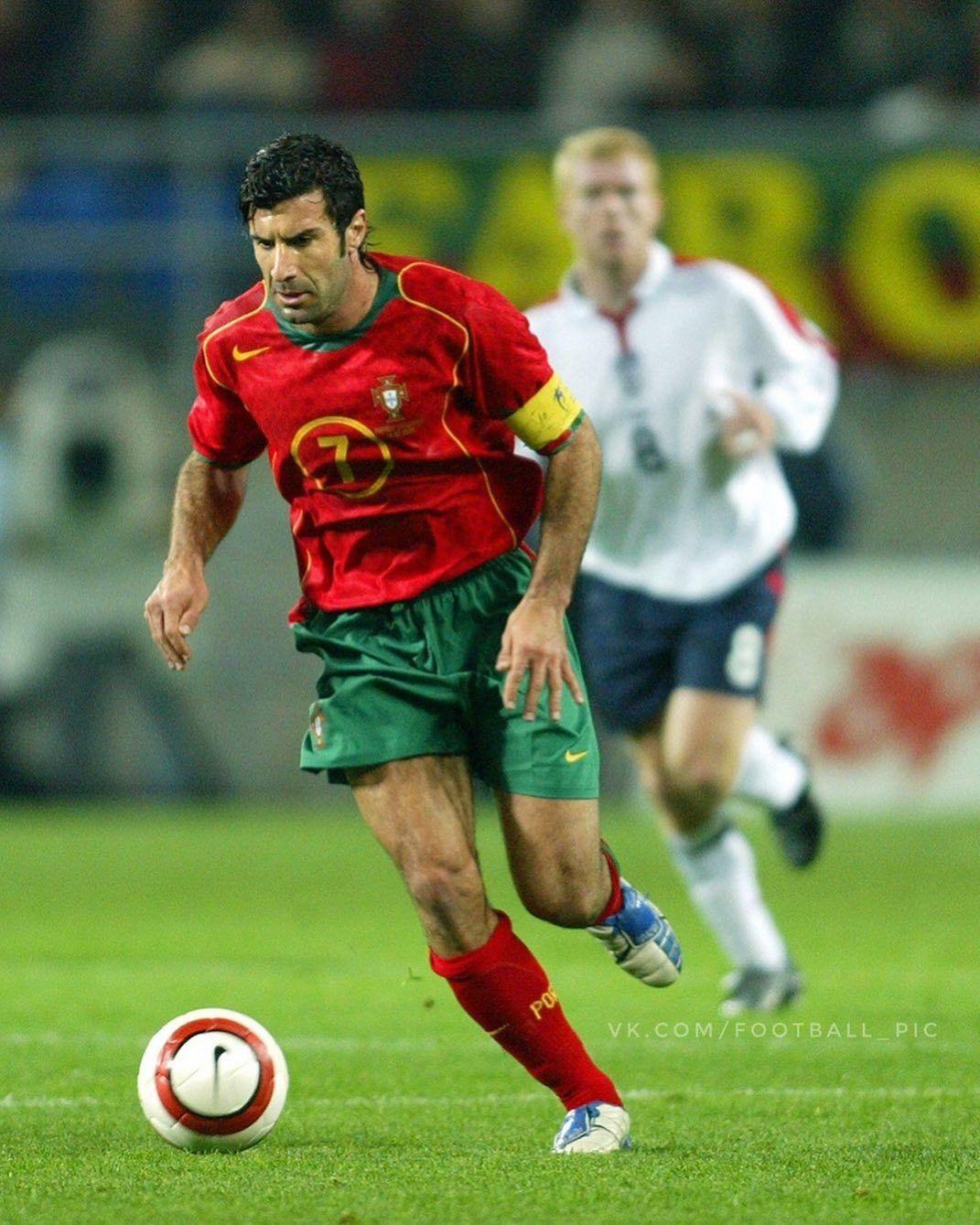 Luis Figo In 2020 Sports Football Legend