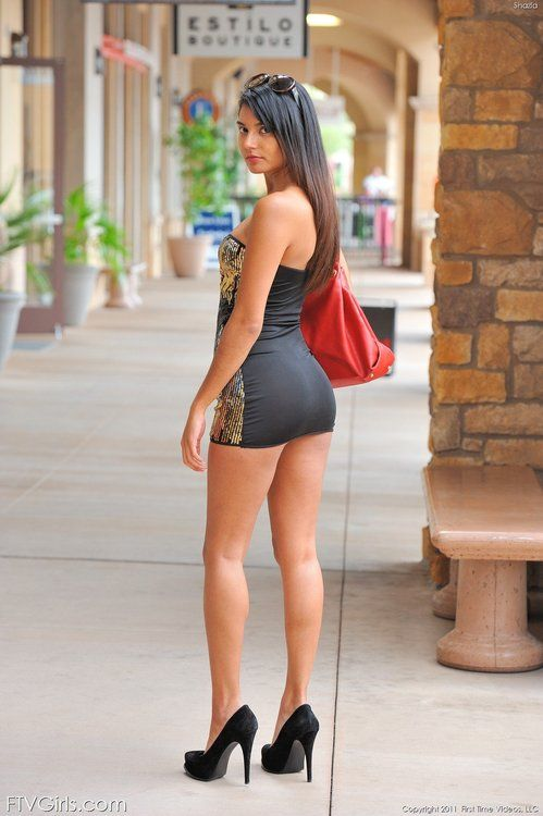 Gypsy latina in short skirts with captions porntube