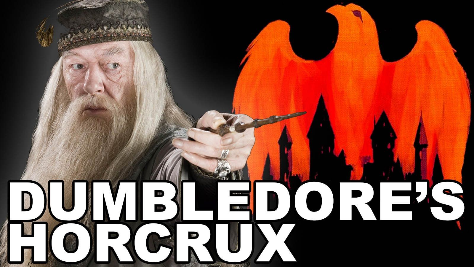 Harry Potter Theory Dumbledore S Horcrux Harry Potter Theories Harry Potter Fan Theories Harry Potter