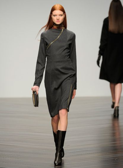 The Style Examiner: DAKS Womenswear Autumn/Winter 2013