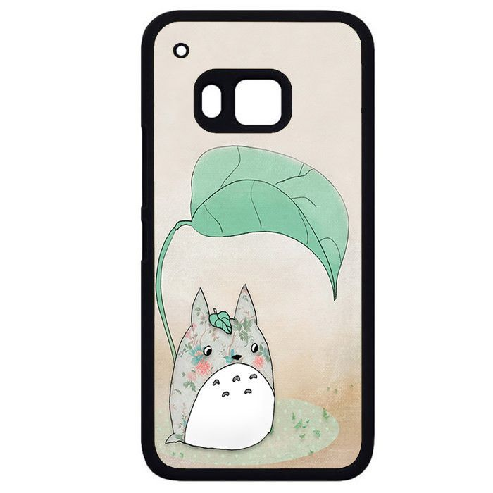 Floral Totoro HTC Phonecase For HTC One M7 HTC One M8 HTC One M9 HTC One X