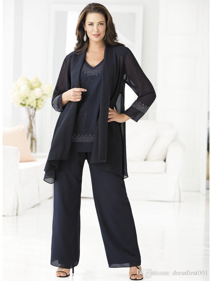 Plus size formal pant suits weddings | costura | Pinterest | Formal ...