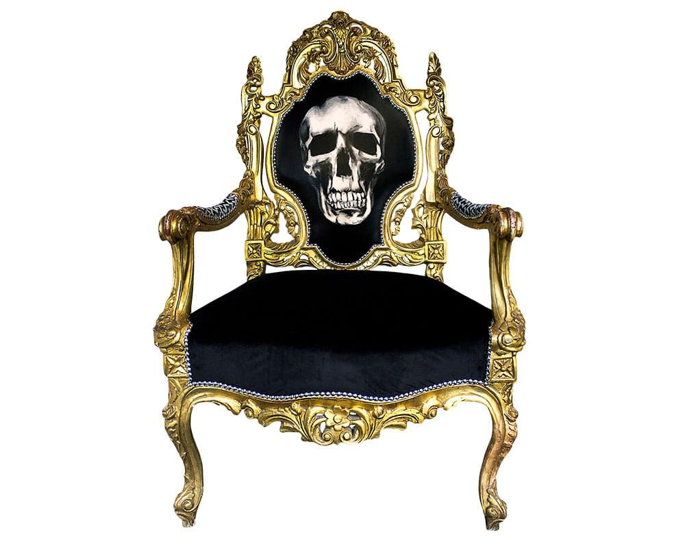 Delightful SKULL THRONE BY Jimmie Martin My Favorite Chair In The World! He Is My New  Favorite Interior Man (apple Painting Martin Ou0027malley) Awesome Design