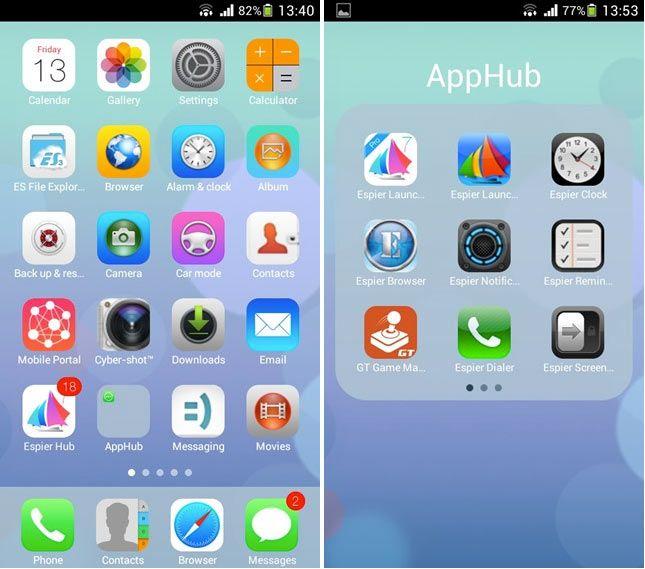 Скачать Темы Для Андроид 7 - фото 6
