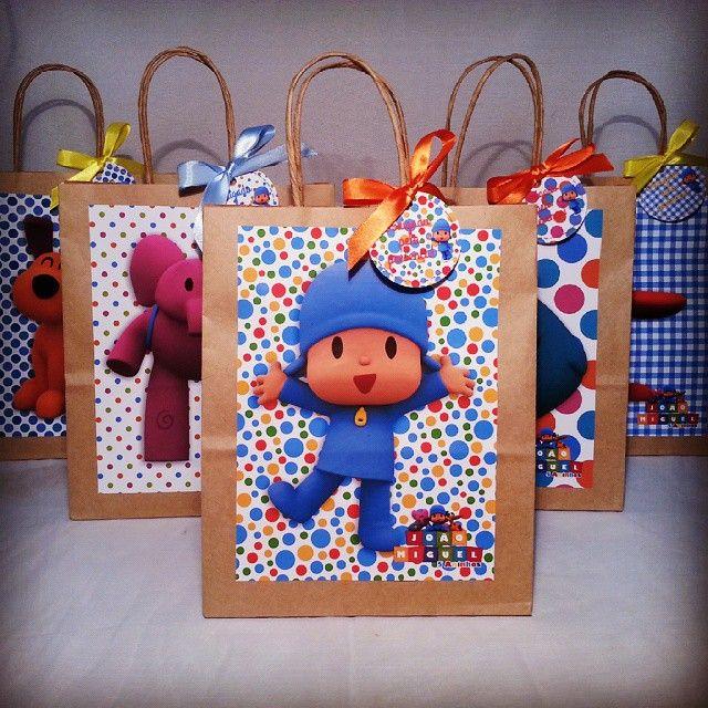 9db9daa1a Piñata De Pocoyo, Pastel De Pocoyo, Pastel De Cumpleaños, Fiestas  Infantiles Para Niños