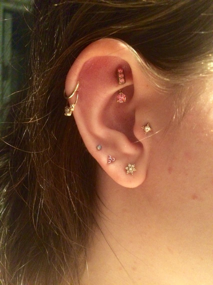 My Current Bvla Industrial Strength And Neometal Jewelry