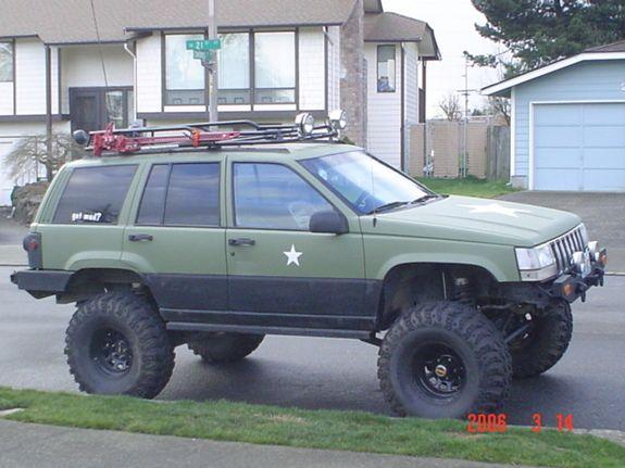 Dirtyjeep S 1997 Jeep Grand Cherokee Jeep Grand Cherokee Jeep