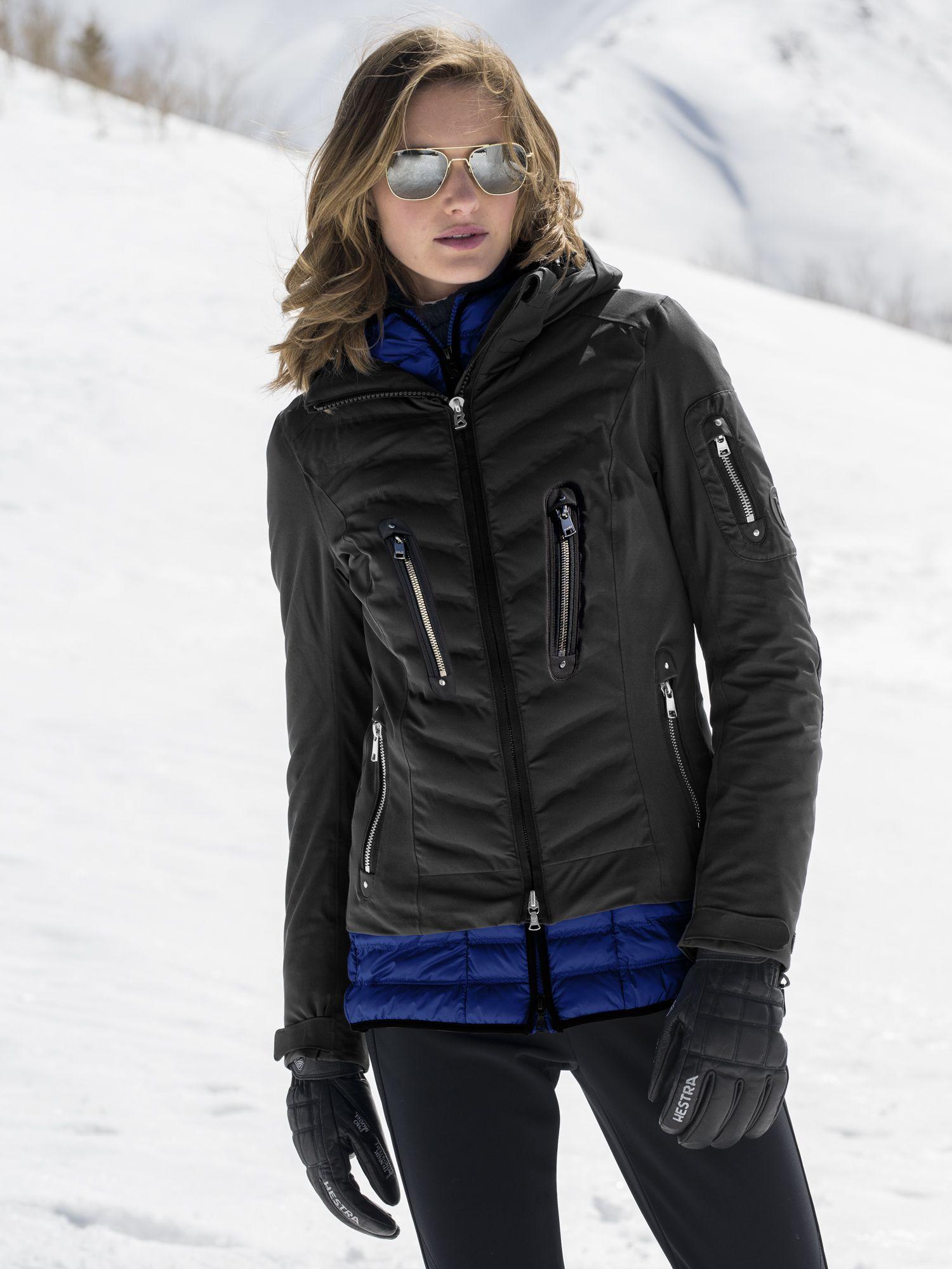Pin by G on Ski in 2020   Insulated ski jacket, Ski jacket ...