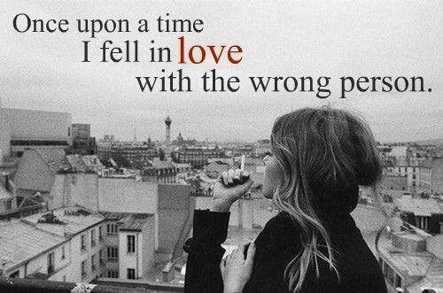 Once upon a tine i fell un love