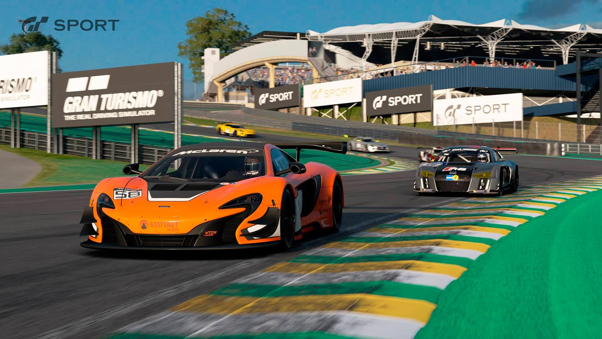 PlayStation VR, PS4 Gran Turismo Sport, le patch 1.15
