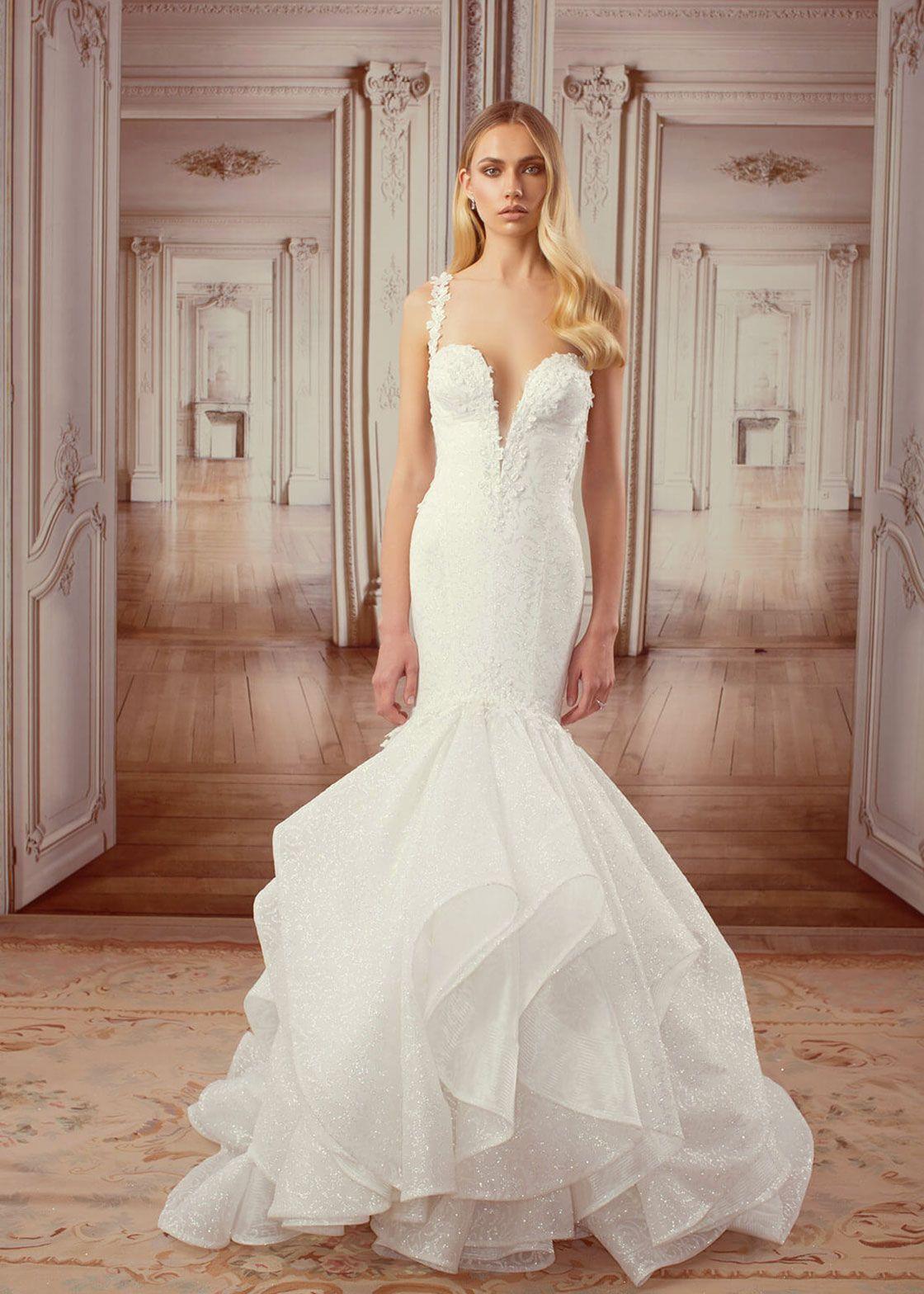 Niedlich Pnina Hochzeitskleid Galerie - Brautkleider Ideen ...