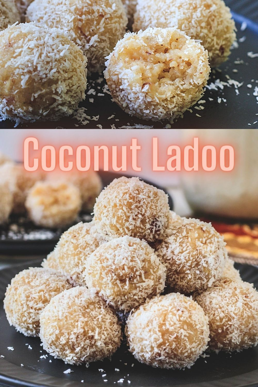 Coconut Ladoo Recipe With Condensed Milk Spice Up The Curry Recipe In 2020 Condensed Milk Recipes Recipes Indian Desserts