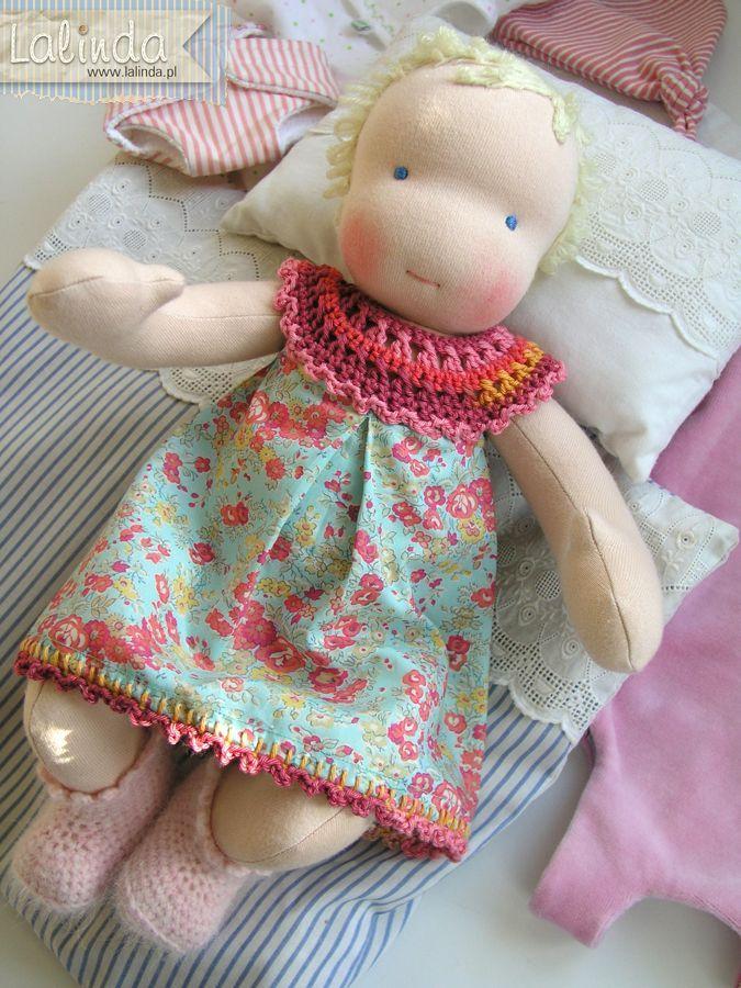 Image result for waldorf doll free patterns DollsDress