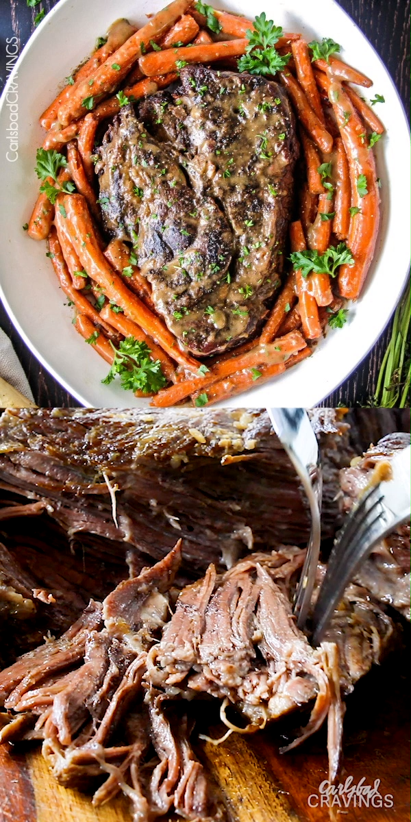 Photo of MELT IN YOUR MOUTH POT ROAST